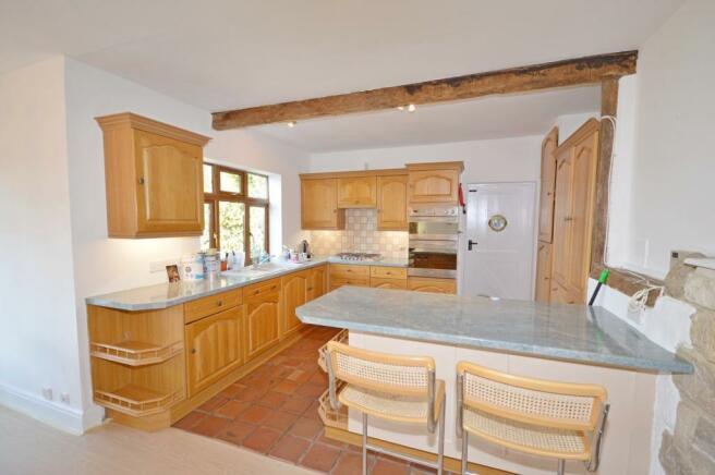 Kitchen Bungalow to