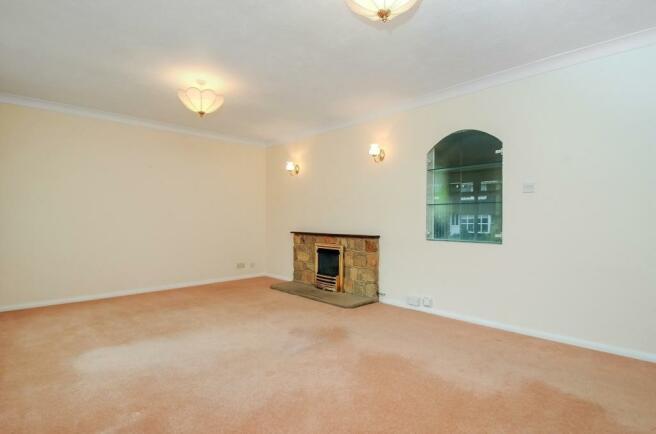 Living room Bungalow