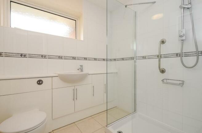 Shower room Bungalow