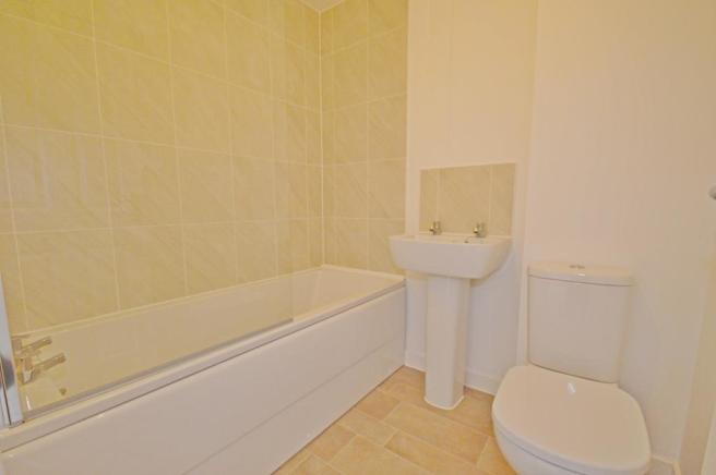 Bathroom of property