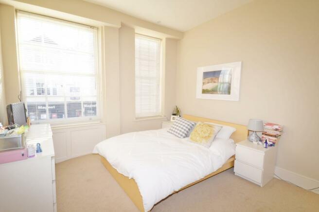 Bedroom of property