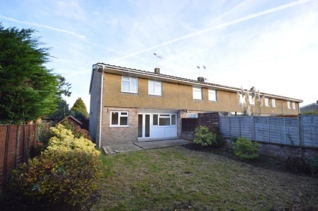 Rear House to rent i