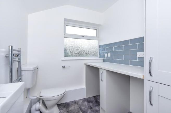 Utility / WC House t