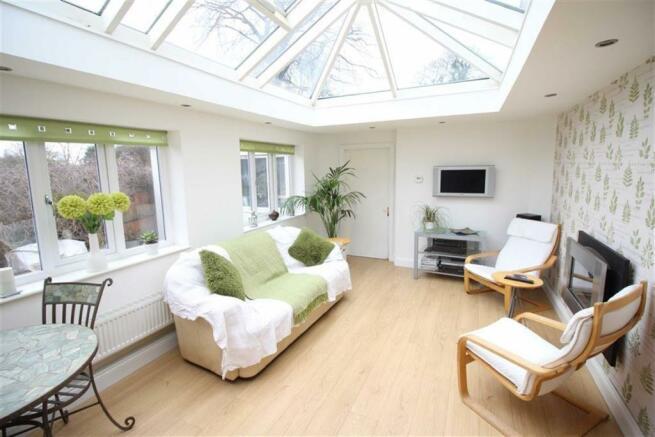 Orangery/Sun Room
