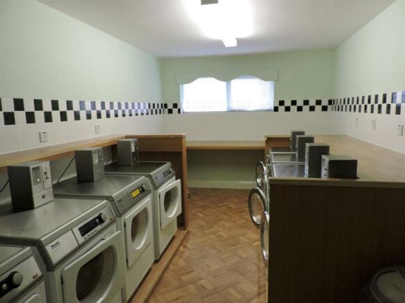 Communal laundry fac