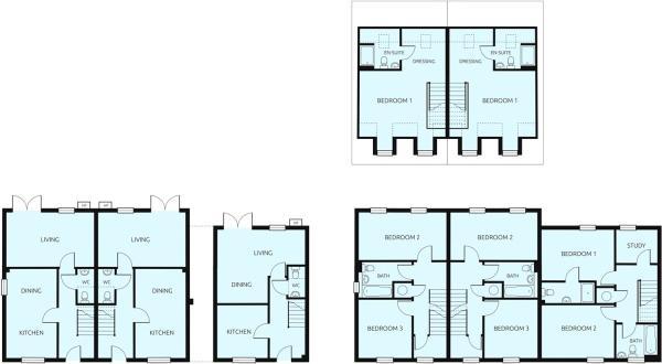 House Plan 1-3