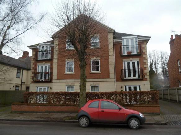 2 Bedroom Flat For Sale In Avon Lodge Manor Park Road Nuneaton CV11
