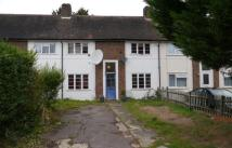 3 bed Terraced home in Whitings Road, Barnet...