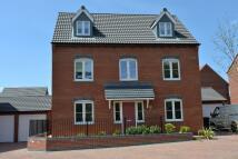5 bed new property in Hunts Lane, Desford...