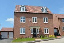 5 bed new house in Hunts Lane, Desford...
