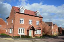 new home for sale in Hunts Lane, Desford...