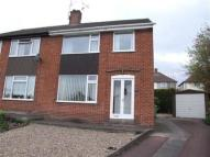 semi detached home to rent in Johnstone Close...