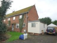 semi detached home in The Green, Somersham...