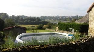 Cottage Pool View