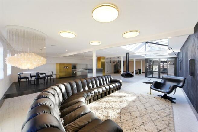 Reception Room
