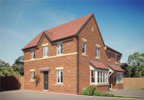 3 bed new development for sale in Warmingham Lane...