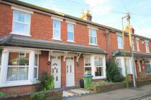 Terraced property in Church Road, Rustington