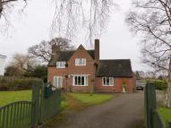 Detached property in Duck Lane, Codsall...