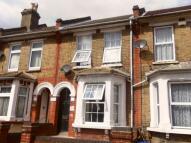 Terraced property in Gordon Road, Strood