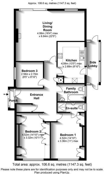 Floor Plan - 9 Victo