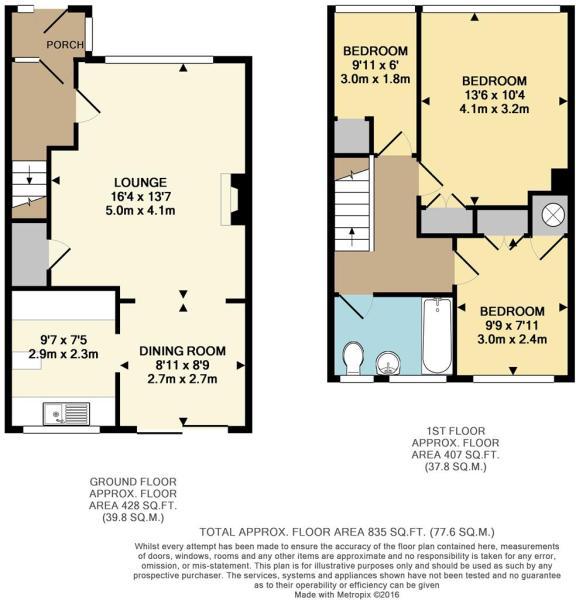 Floor Plan 23 West S