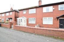 semi detached house in Hadfield Street...