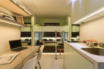 Studio apartment in Private Student...