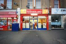 London Road Shop for sale