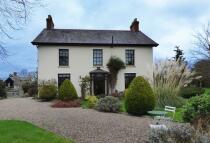 4 bed Detached house in Llanfair Dyffryn Clwyd...