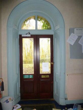 Rear doors