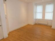Studio flat in Springfield Road...