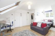 Studio apartment to rent in Lodge Drive...