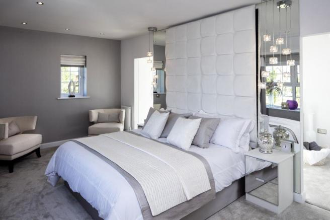 The Arbury Master Bedroom