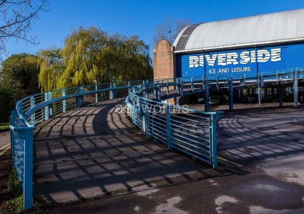 Riverside Ice