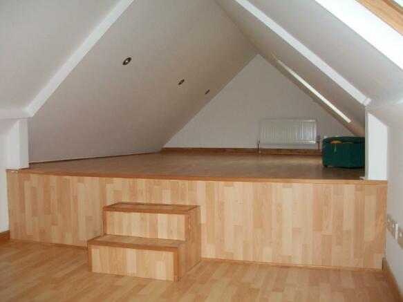 Loft Room/Den