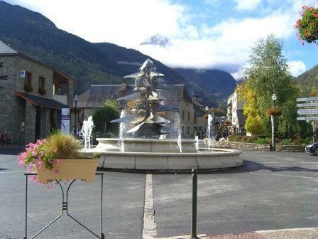 St Lary Village