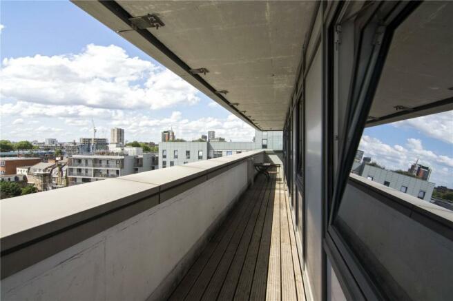 Balcony (View 2)