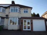 3 bedroom semi detached property for sale in Rosemary Crescent West...