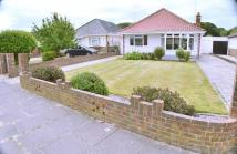 3 bed Bungalow in GORING HALL BORDERS