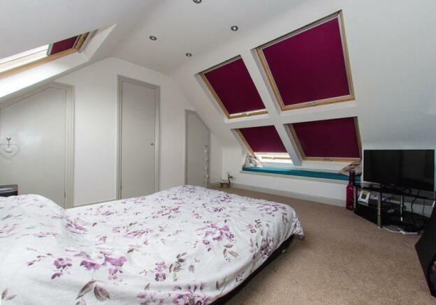 Bedroom five a...
