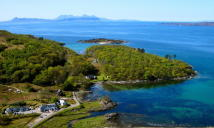 property for sale in Glenuig Inn Sound of Arisaig Glenuig Lochailort Inverness-shire PH38 4NG