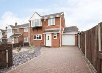 Detached house in Linden Road, Creswell