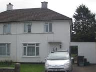 2 bedroom semi detached property to rent in Uvedale Crescent...