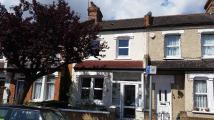 Terraced house in Northway Road, Croydon...