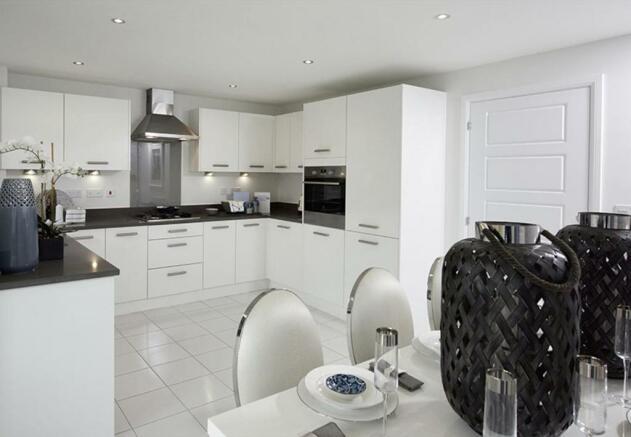 Guisborough I kitchen
