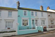 Terraced house in East Street, Seaford
