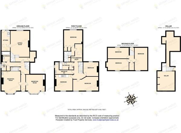 Steyne House Floorpl