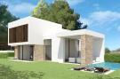 new development in Moraira, Alicante, Spain