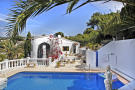 4 bed Chalet in Benissa, Alicante, Spain