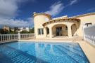 Chalet for sale in Cumbre Del Sol, Alicante...